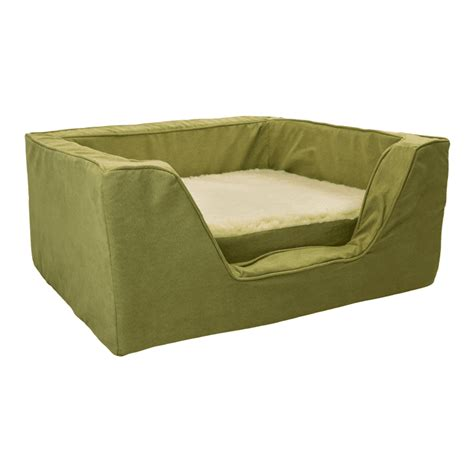 snoozer dog beds replacement cover snoozer luxury square dog bed with