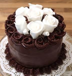 Design Sponge Kitchen Chocolate Ganache Cake Recipe Dishmaps