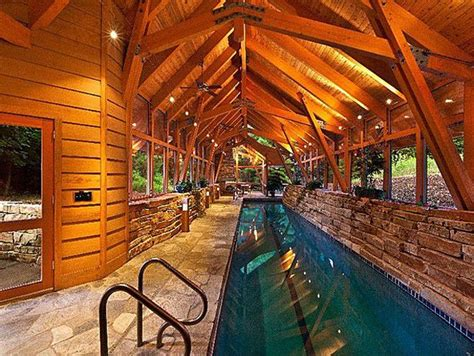houses with indoor pools rustic indoor pool cool houses daily palatial pools
