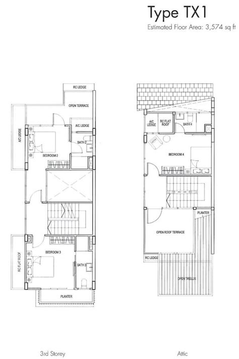 signature design plans brooks signature floor plan showflat hotline 61001778
