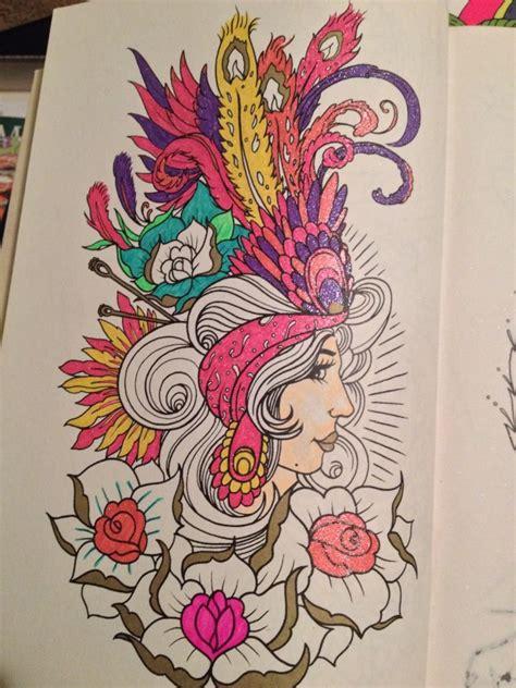 The Tattoo Colouring Book Megamunden Murderthestout Classic Designs Coloring Book