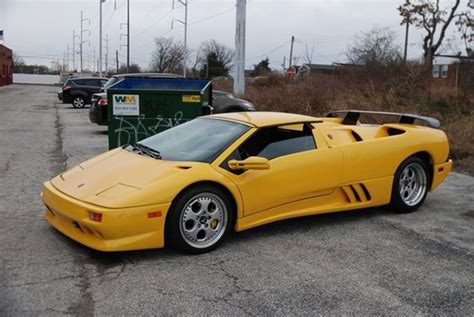 Lamborghini Diablo For Sale Usa Lamborghini Diablo For Sale Dupont Registry