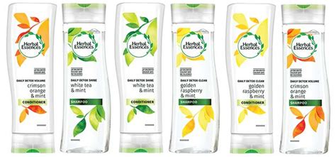 Herbal Essences Daily Detox by Herbal Essences Launches New Daily Detox Collection The