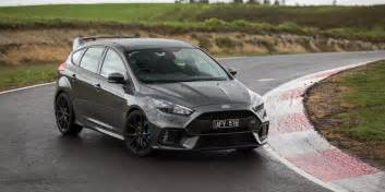 Ford Focus Rd 2016 Ford Focus Rs Review Caradvice