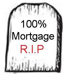 100 home loans the no deposit mortgage is a dying breed