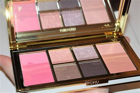 Review Tom Fords 3 by Tom Ford Soleil Eye And Cheek Palette Review Swatches