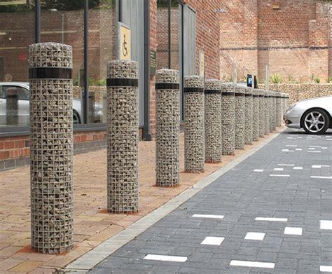 eco store pavia gabbioni per arredo urbano
