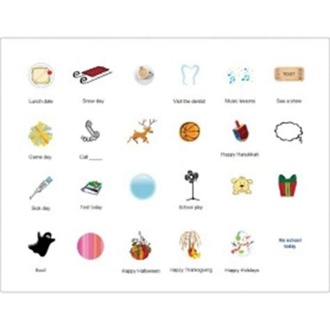 Templates Activities Stickers For Calendars Winter Full Sheet Labels Avery Avery 4397 Template
