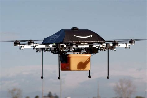 amazon delivery amazon s drones could follow you to complete a delivery