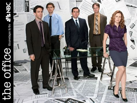 The Office Cast by The Office Images Office Cast 2009 Wallpaper Photos 4837118