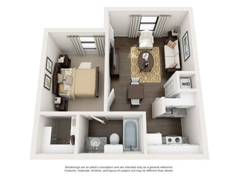 what is a junior 1 bedroom cus crossings on marion pugh rentals college station