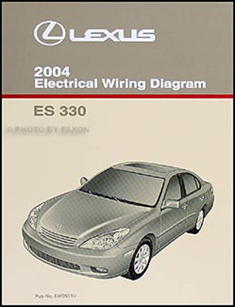 vehicle repair manual 2004 lexus es auto manual 2004 lexus es 330 navigation system owners manual original