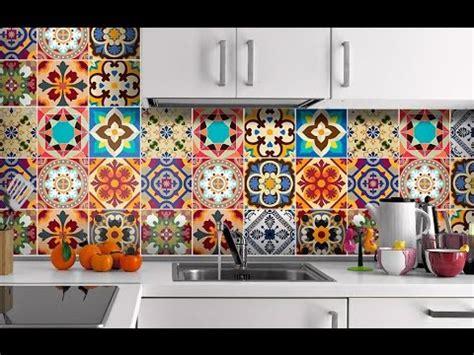 azulejos adhesivos  cocina youtube