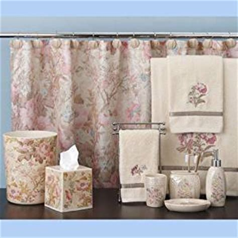 vintage rose curtains com vintage rose shower curtain home kitchen