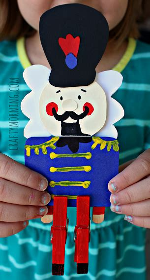 nutcracker crafts for 15 nutcracker crafts for season planet smarty