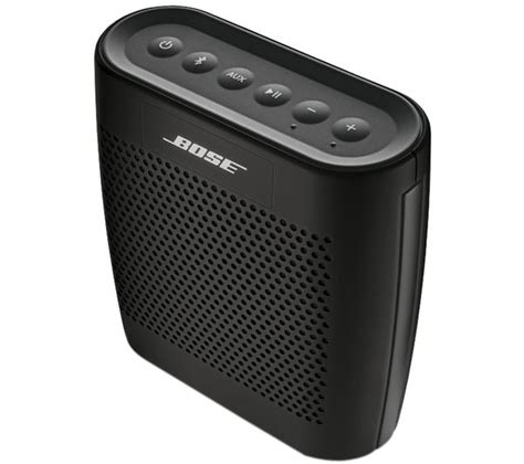 Speaker Bose Mobil bose soundlink colour portable wireless speaker black deals pc world