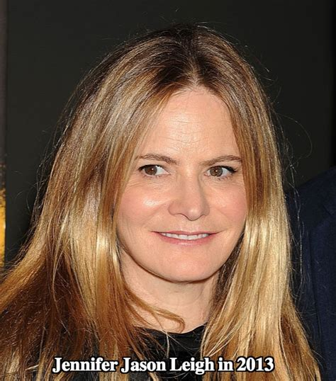 jennifer jason leigh new show jennifer jason leigh plastic surgery before and after
