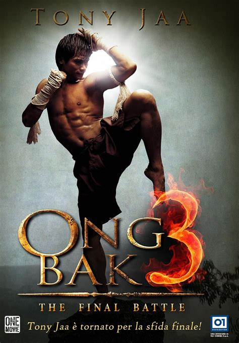 Film Ong Bak 3 Streaming | locandina ong bak 3 cinematography pinterest movie