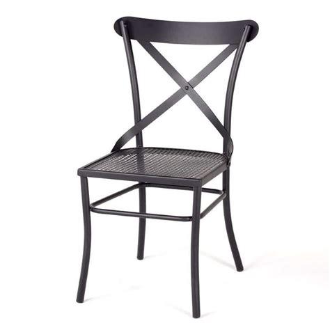 chaise en fer chaise de jardin en fer forg 233 manila 4 pieds tables