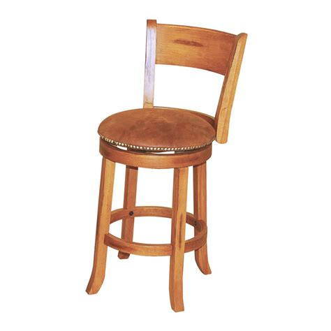 design bar stools sunny designs 188 sedona swivel bar stool with back atg