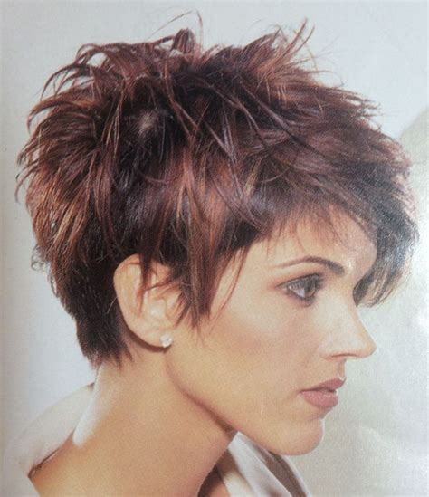 womans haircut foils short messy pixie haircut hairstyle ideas 50 cheveux
