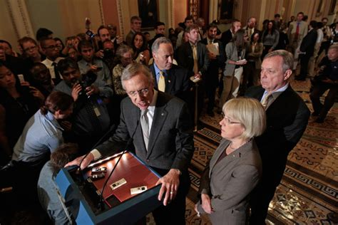 charles schumer and richard durbin photos photos senate