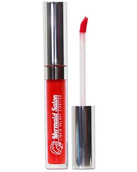 Liquid Velvet mermaid salon basilisk liquid velvet lipstick