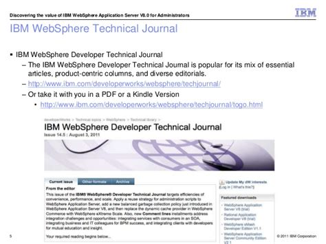 tutorial web service websphere websphere application server information resources
