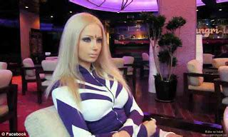 Boneka Cars M By Papaf Collection photo puppet valeria lukyanova pictures photos images