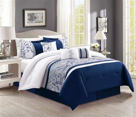 navy blue queen comforter cheap comforter sets 226 best bed sets bedding images on