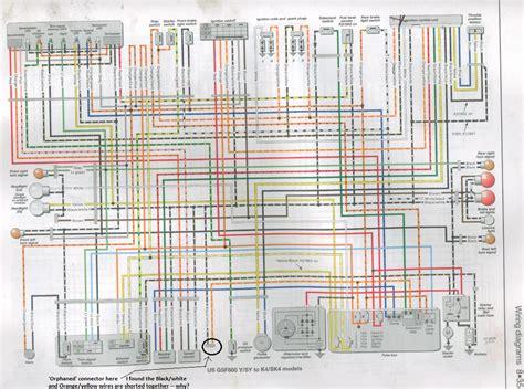 suzuki bandit 1200 wiring diagram 1998 suzuki bandit 600 wiring diagram wiring diagram