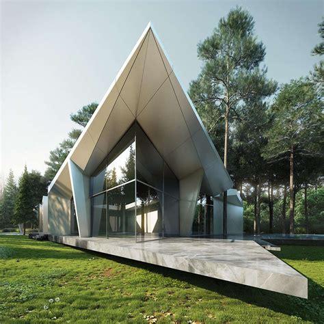Atrium House by Atrium House By Strah Stanislavov Architects 03