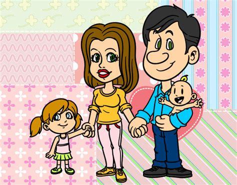imagenes de la familia divertidas imagenes de familia feliz caricatura imagui