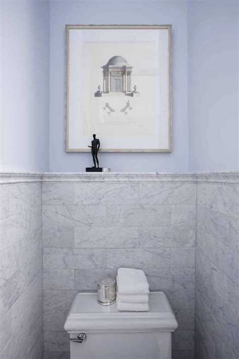artistic bathrooms bianco carrara marble subway tile transitional