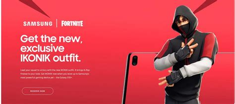Samsung Galaxy S10 Ikonik Skin by How To Get Fortnite Samsung Galaxy S10 Ikonic Skin