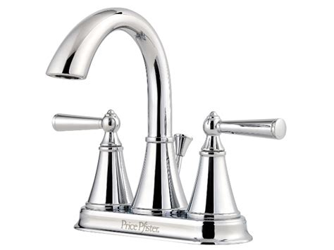 Pp Faucet by Pfister Saxton Centerset Bath Faucet Polished Chrome