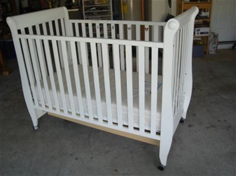 Cheap White Cribs by Cribartist George Hinkepieces Complete Sale Baby Gift Sets