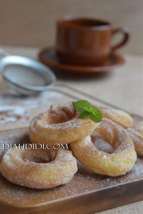 diah didis kitchen french crullerspotato churos ala