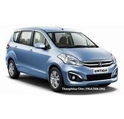 First Proton Suzuki Model To Debut In Oct  Ertiga MPV