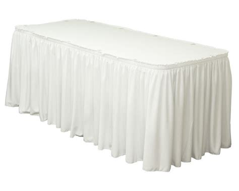 linen table skirts table cloth skirt pics