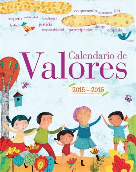 valores para declarar 2016 colombia calendario de valores educaci 243 n primaria