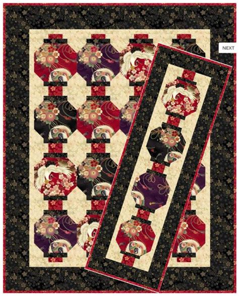 quilt pattern japanese 44 best lantern quilts images on pinterest japanese