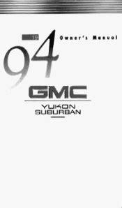 online auto repair manual 1994 gmc suburban 1500 interior lighting 1994 gmc suburban manuals