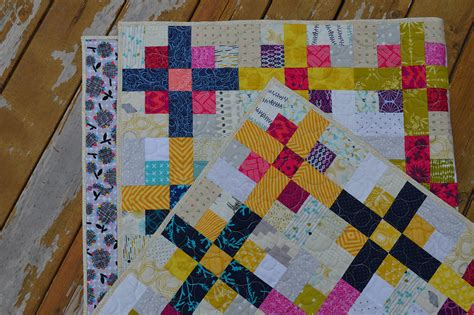 Quilts Plus by Grid Quilt In Quilts And More Color Quilts By