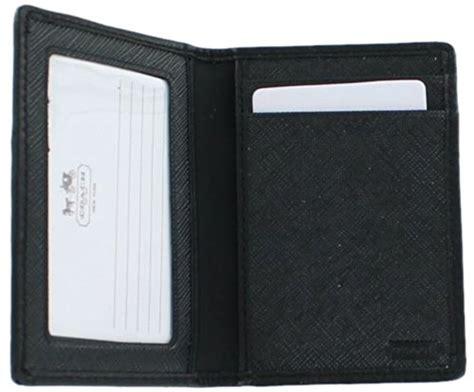 Jual Dompet Coach 3 In 1 Passcase Id Wallet Indigo Original Asli Coach Heritage Signature Slim Passcase Id Wallet Charcoal