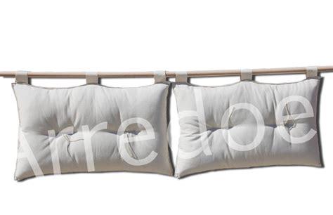 cuscini per testata letto matrimoniale testata con bastone e cuscini duylinh for