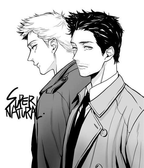 anime supernatural supernatural google and anime on pinterest