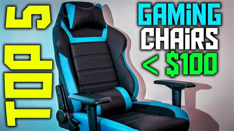 Best Gaming Chair 100 by Top 5 Best Gaming Chairs 100 Budget Gaming Chair