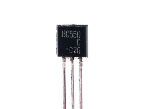 npn transistor image bc550 npn transistor