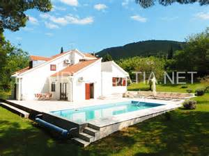Home With Pool Family House With Pool For Rent Konavle Luxury Croatia